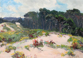 Franz Bischoff - Pebble Beach
