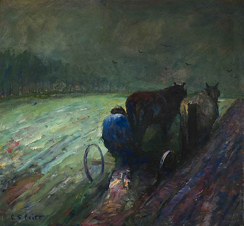 C.S. Price - Cloudy Evening - William A. Karges Fine Art